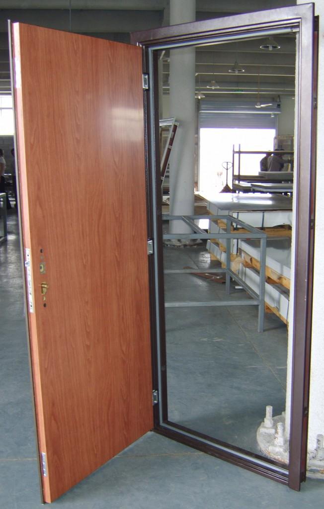 Doorframe And Fire Door Roll Forming Machine Kindus