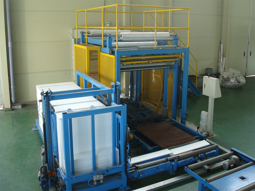 Wrapping system