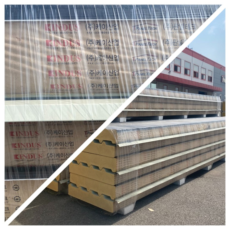 sandwich panel products