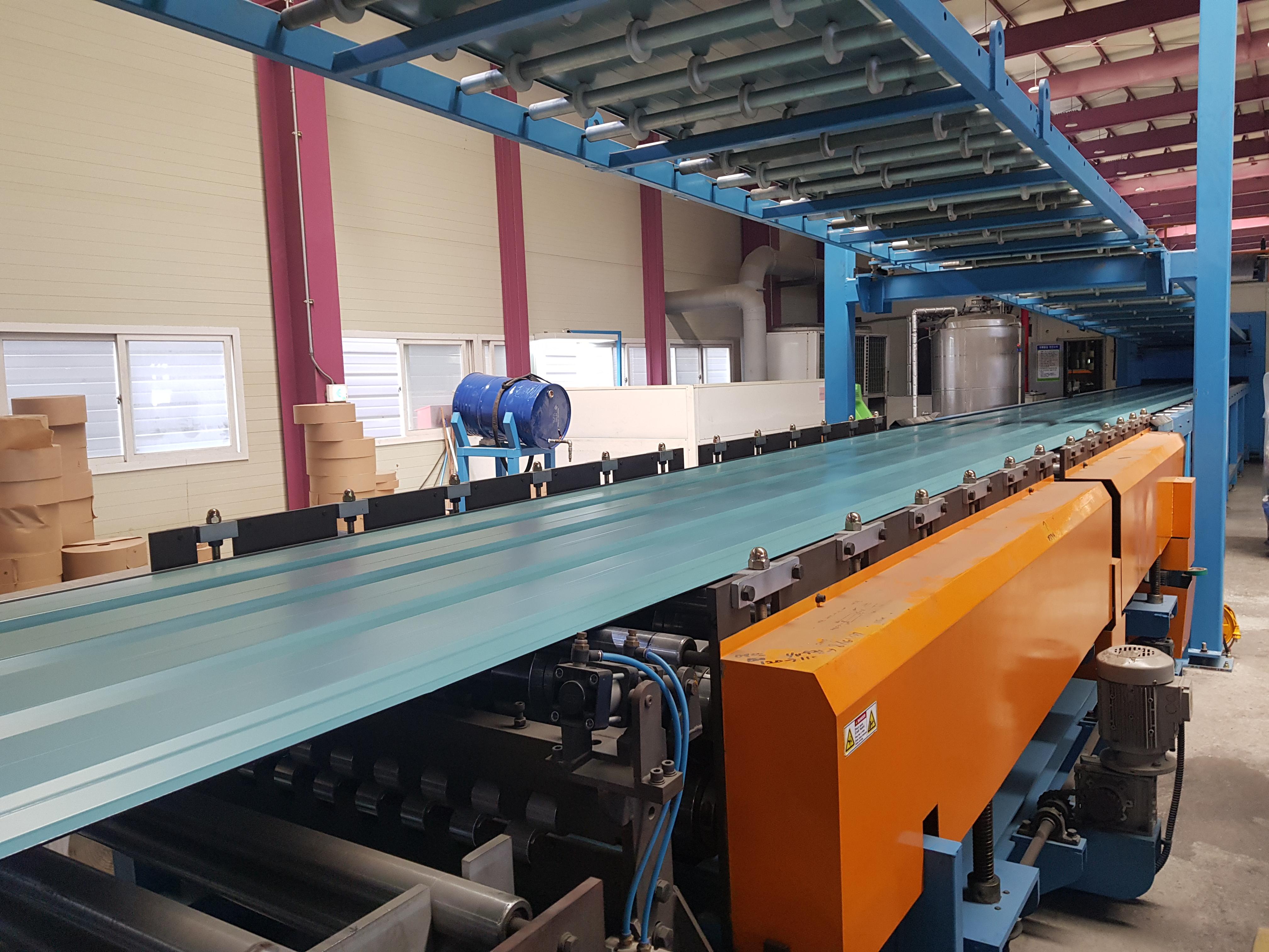 22m PIR sandwich panel manufacturer